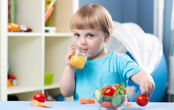 kekebalan tubuh anak